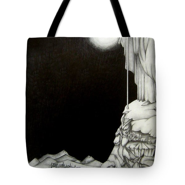 Stairway To Heaven Tote Bag by Patrice Torrillo