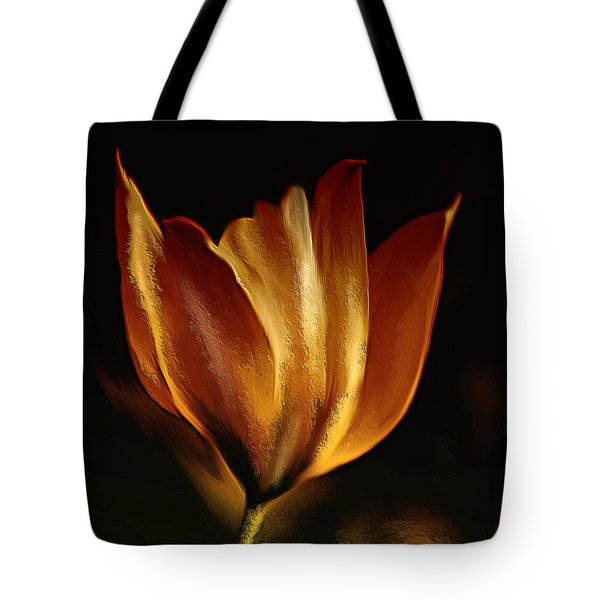 Stand Alone Tote Bag by Elaine Manley