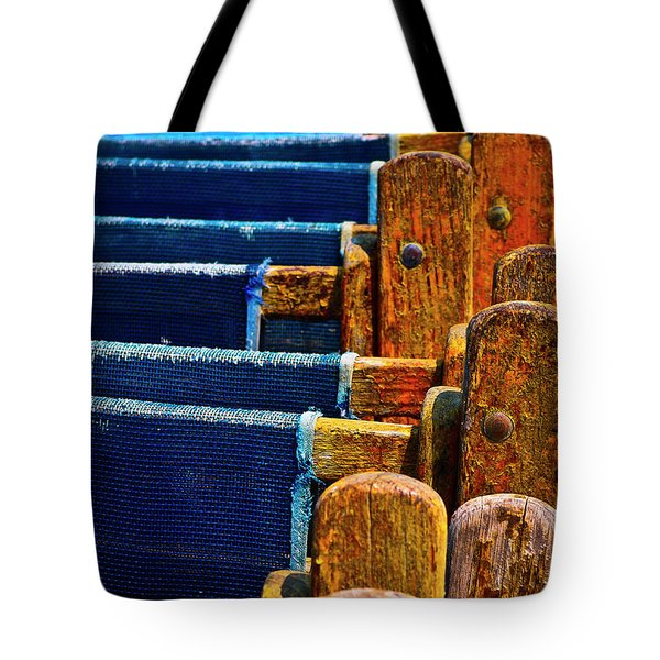 Standing Room Only Tote Bag by Skip Hunt