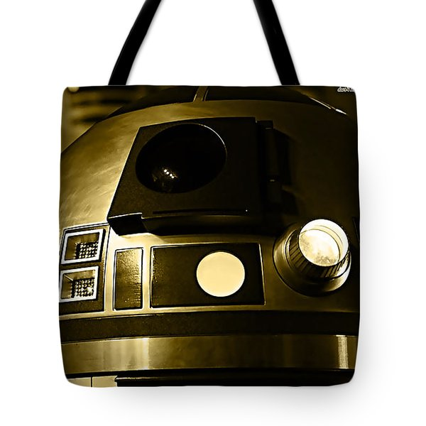 Star Wars R2d2 Collection Tote Bag by Marvin Blaine