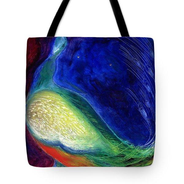 Starlight Tote Bag by Nancy Moniz