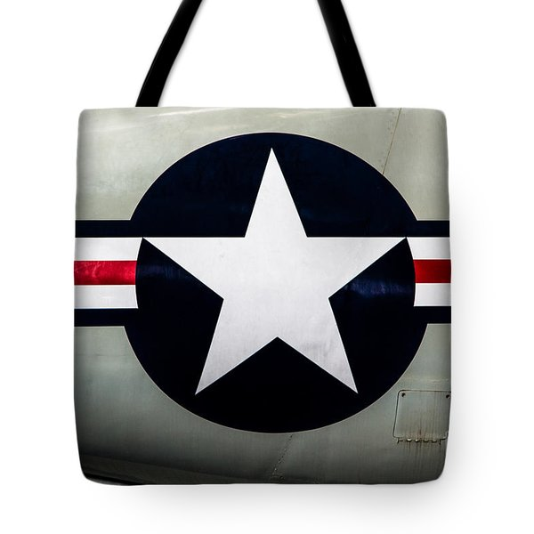 Stars And Bars Tote Bag by Jon Burch Photography