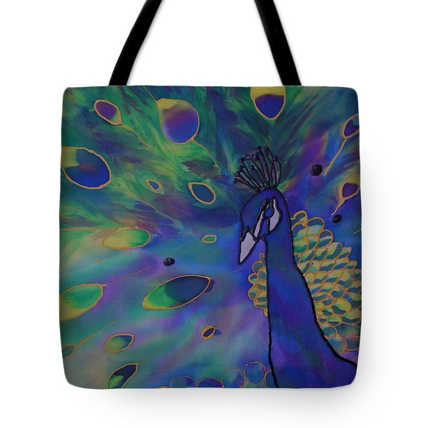 Stealing The Show Tote Bag by Joanne Smoley