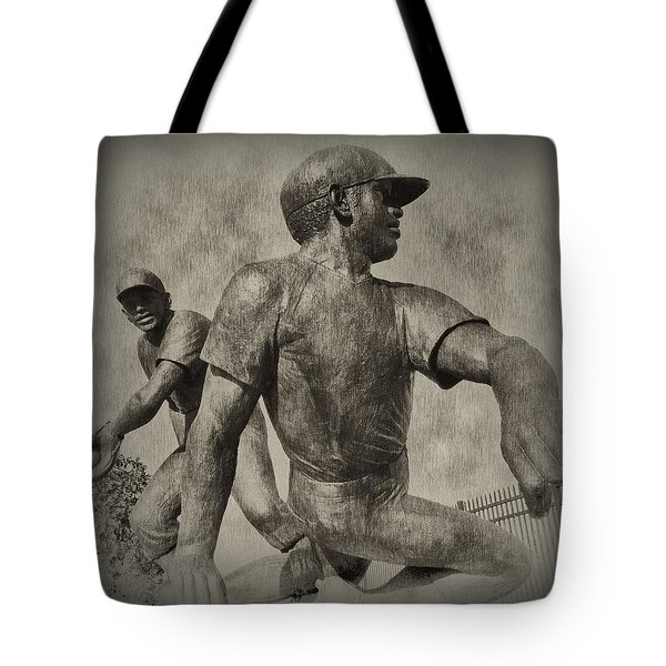 Stealing Third Tote Bag by Bill Cannon