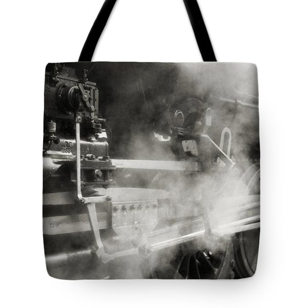 Steam Power Tote Bag by Richard Rizzo