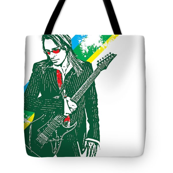 Steve Vai No.02 Tote Bag by Unknow