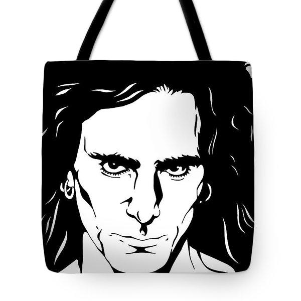Steve Vai No.03 Tote Bag by Caio Caldas