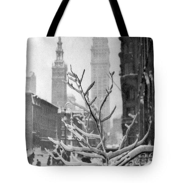 Stieglitz: New York, C1914 Tote Bag by Granger