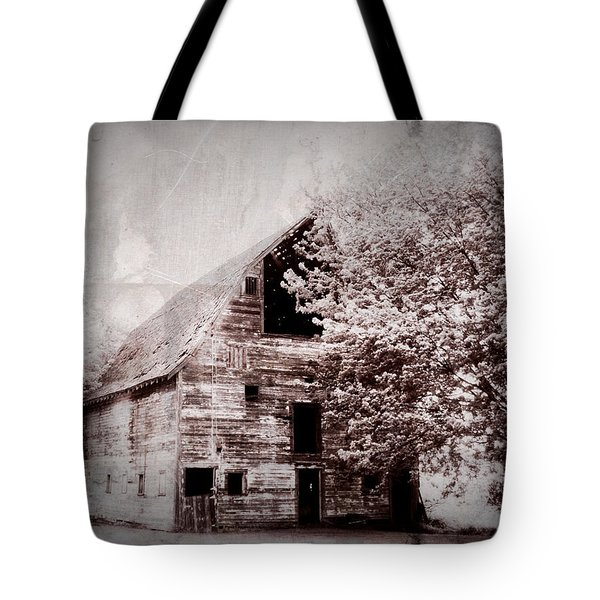 Still Here Tote Bag by Julie Hamilton