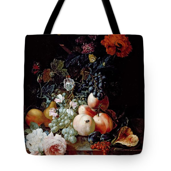 Still Life  Tote Bag by Johann Amandus Winck