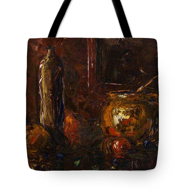 still Tote Bag by Michael Lang