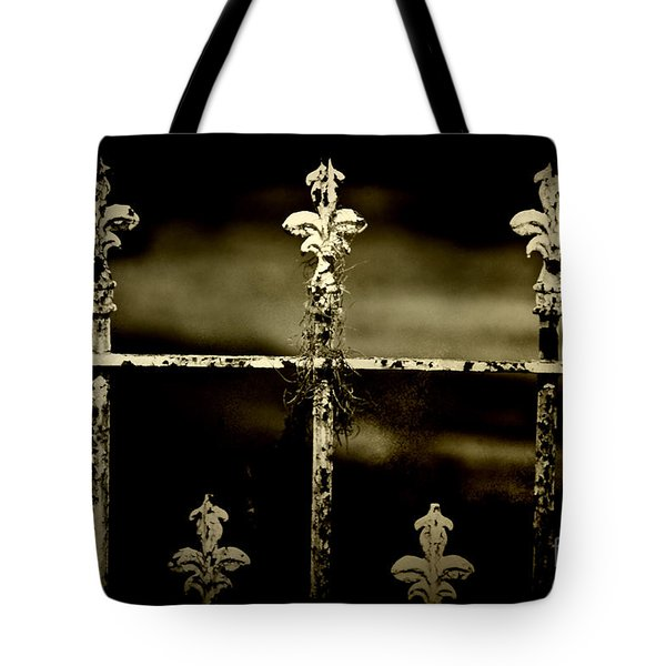 Still Standing Tote Bag by Scott Pellegrin