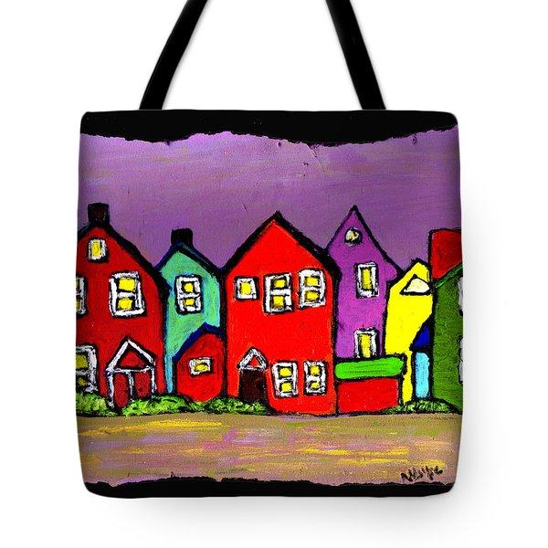 Still Standing Tote Bag by Wayne Potrafka