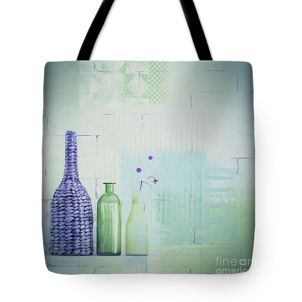 Stillus Liffus 06s Tote Bag by Variance Collections