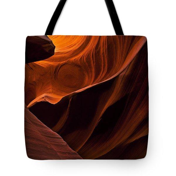 Stone Shadows Tote Bag by Mike  Dawson