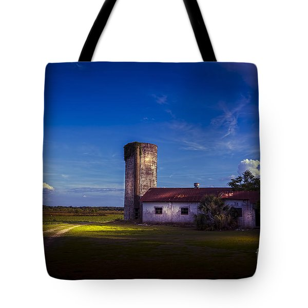 Strawberry Fields Delight Tote Bag by Marvin Spates