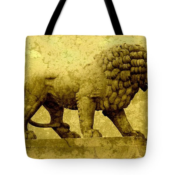 Strength Tote Bag by Carol Groenen