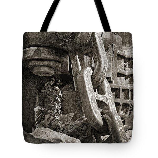 Strength I Tote Bag by Tom Mc Nemar