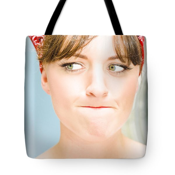 Stress Tote Bag by Jorgo Photography - Wall Art Gallery