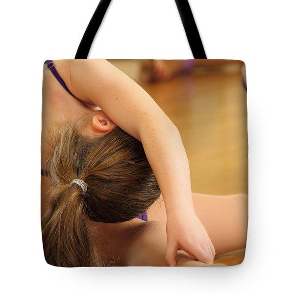 Stretch Tote Bag by Virginia Halford