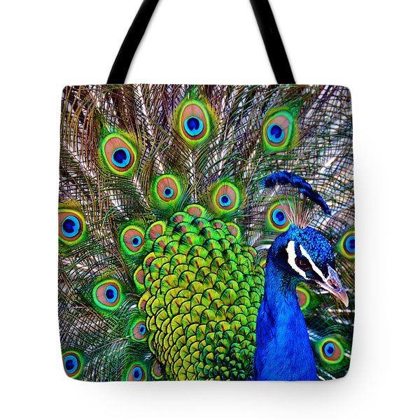 Strut Tote Bag by Angelina Vick