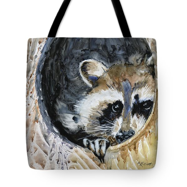 Such A Rascal Tote Bag by Marsha Elliott