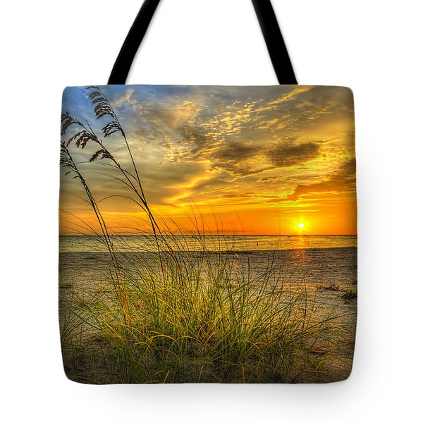 Summer Breezes Tote Bag by Marvin Spates