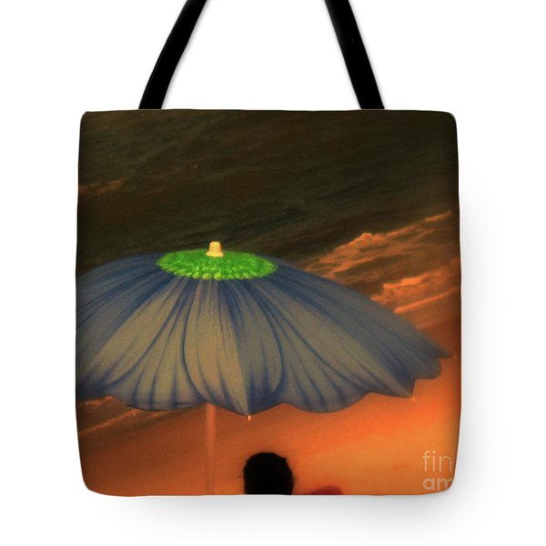 Summer-time Tote Bag by Susanne Van Hulst