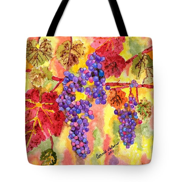 Summers Fullest Tote Bag by Connie Valasco
