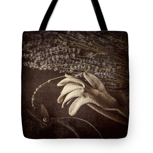 Summer's Grace Tote Bag by Amy Weiss