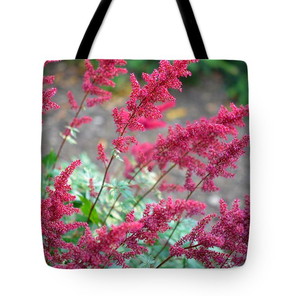 Summer's Offering Tote Bag by Corinne Rhode