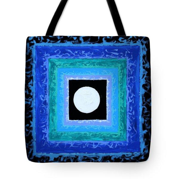 Sun Spots Detail Tote Bag by John Lautermilch
