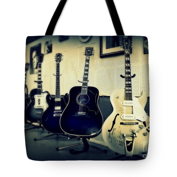 Sun Studio Classics Tote Bag by Perry Webster