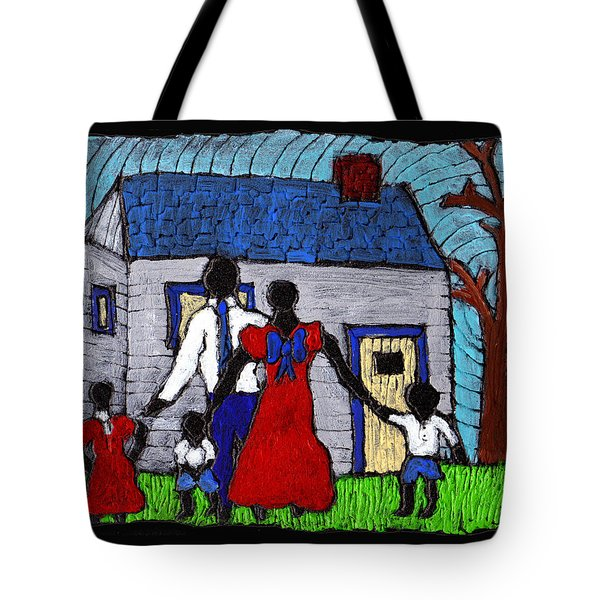 Sunday Morning Finest Tote Bag by Wayne Potrafka