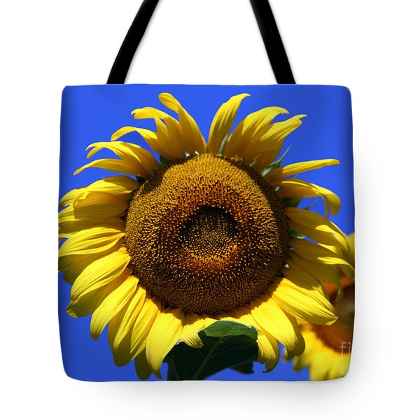 Sunflower Series 09 Tote Bag by Amanda Barcon