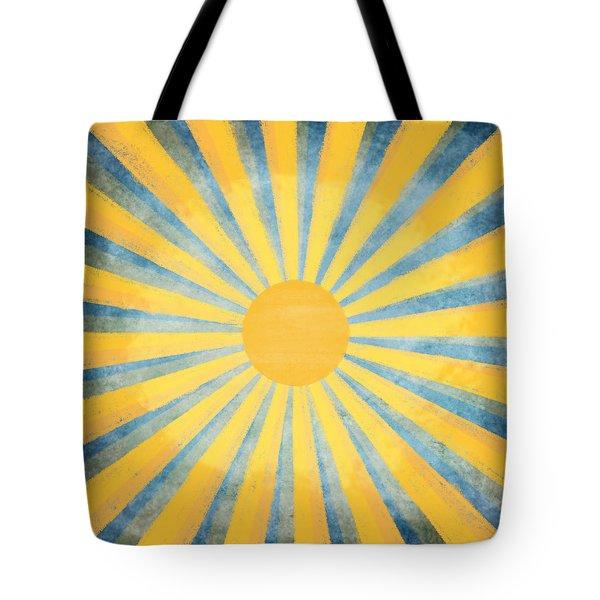 Sunny Day Tote Bag by Setsiri Silapasuwanchai