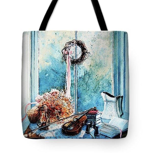 Sunshine Treasures Tote Bag by Hanne Lore Koehler