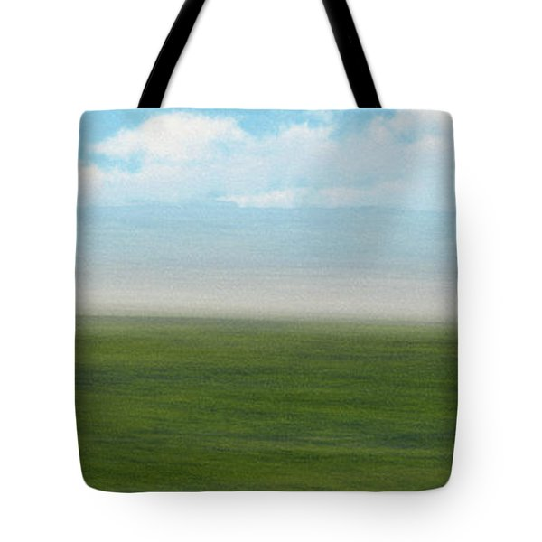 Survivor Tote Bag by Richard Rizzo