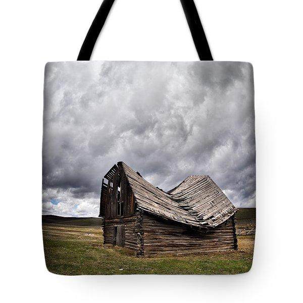 Sway Back Tote Bag by Leland D Howard