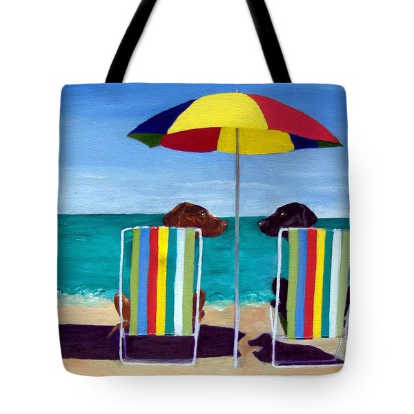 Swim Tote Bag by Roger Wedegis