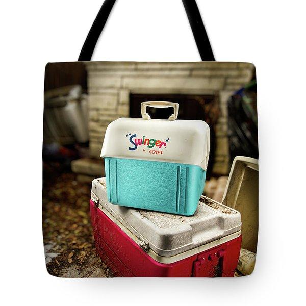 Swinger Cooler Tote Bag by Yo Pedro