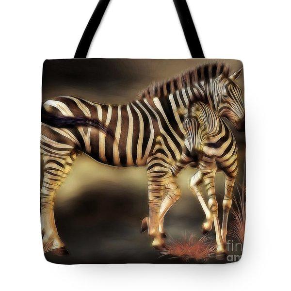 Sympathy Tote Bag by Jutta Maria Pusl