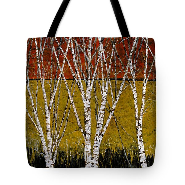 tante betulle Tote Bag by Guido Borelli