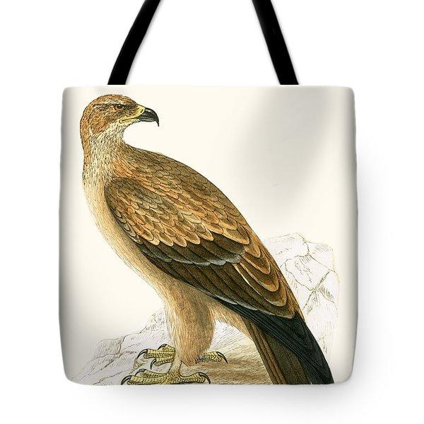 Tawny Eagle Tote Bag by English School