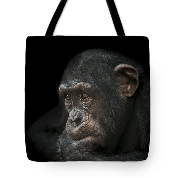 Tedium Tote Bag by Paul Neville