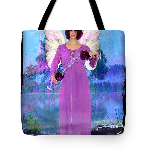 Temperance Tote Bag by Tammy Wetzel