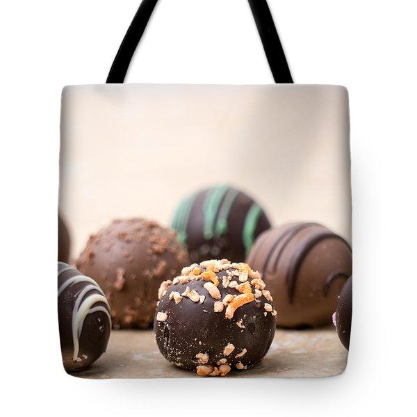 Temptation Tote Bag by Edward Fielding
