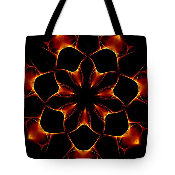 Ten Minute Art 6 Tote Bag by David Lane