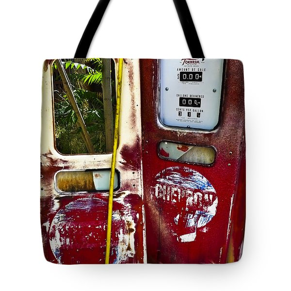 Tether World Tote Bag by Skip Hunt