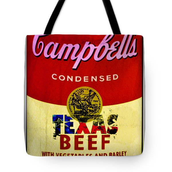 Texas Beef Soup Digital Art by Kevin Moore